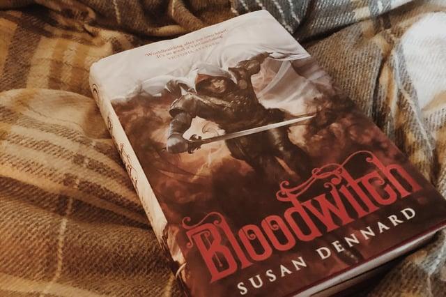 Blood Witch by Susan Dennard.
