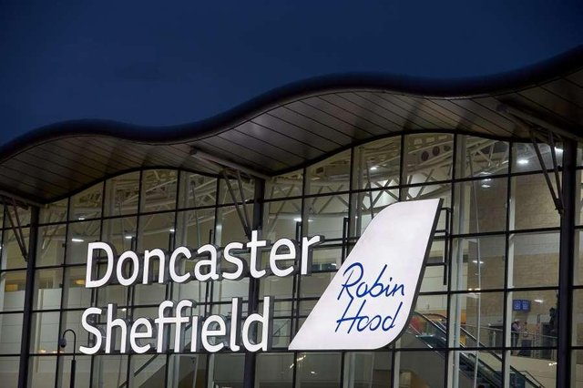 Flights are resuming at Doncaster Sheffield Airport.