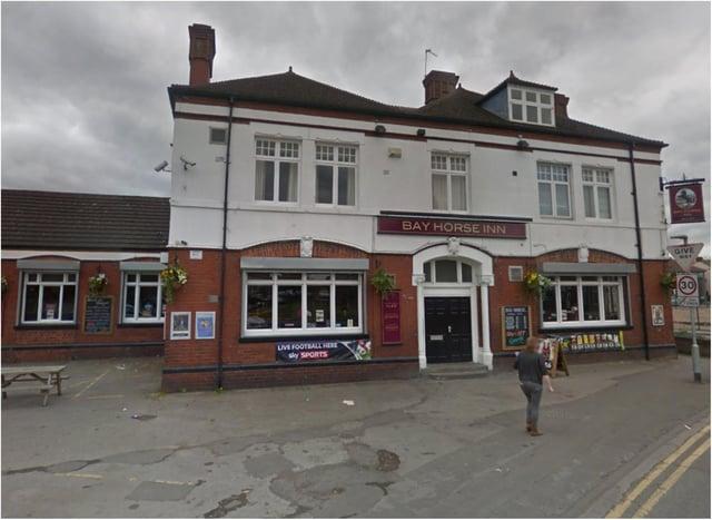 The Bay Horse Inn in Bentley.