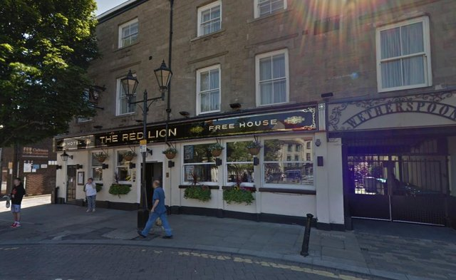 The Red Lion Doncaster