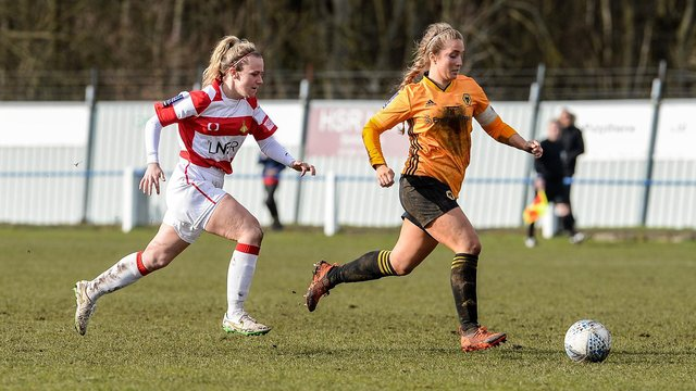 Doncaster Rovers Belles won't have to play a strong Wolves team next season.