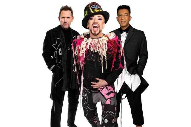 Boy George and Culture Club are coming to Yorkshire