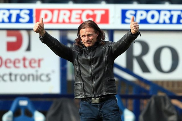 Wycombe boss Gareth Ainsworth. Photo by Marc Atkins/Getty Images