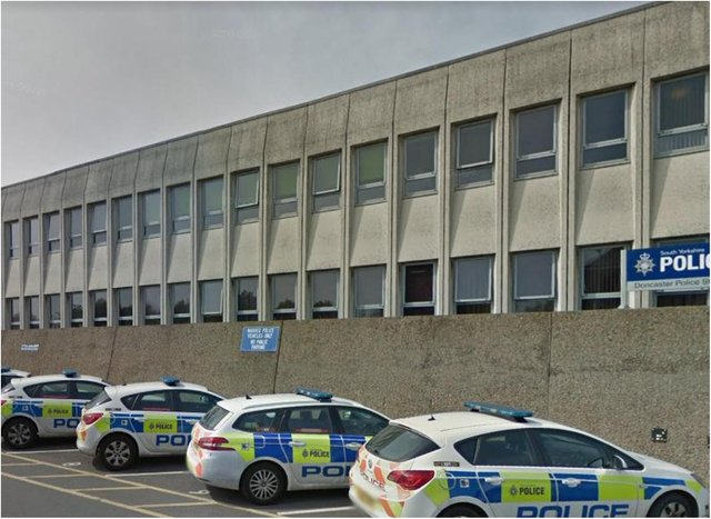 Fancy joining the police in Doncaster?