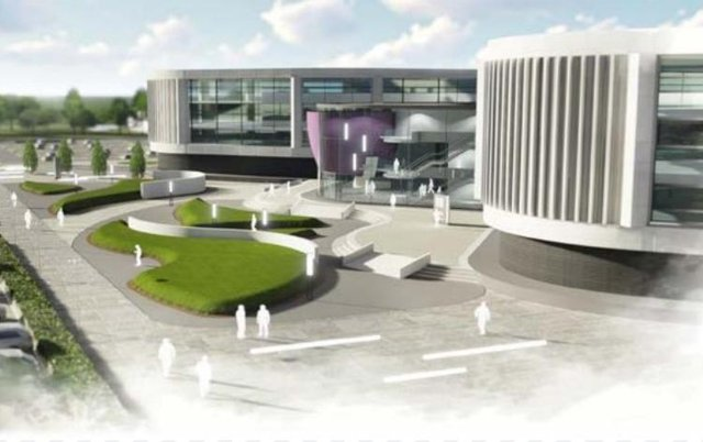 How a new hospital for Doncaster could potentially look