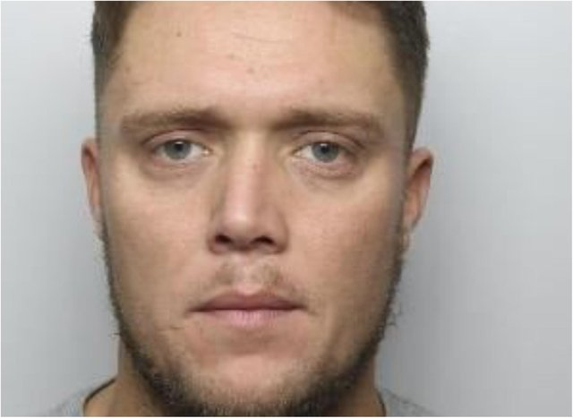 Bradley Turner has been jailed for a string of attacks.