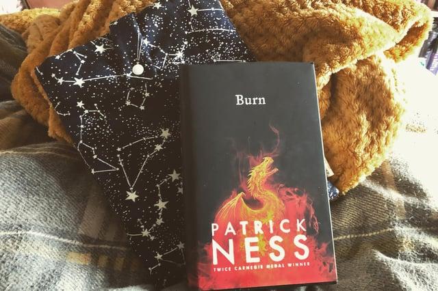Burn by Patrick Ness.