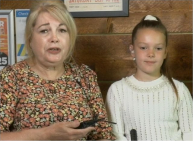 Angie and Scarlett appeared on BBC Breakfast to talk about the choking drama at the Jazz Cafe.