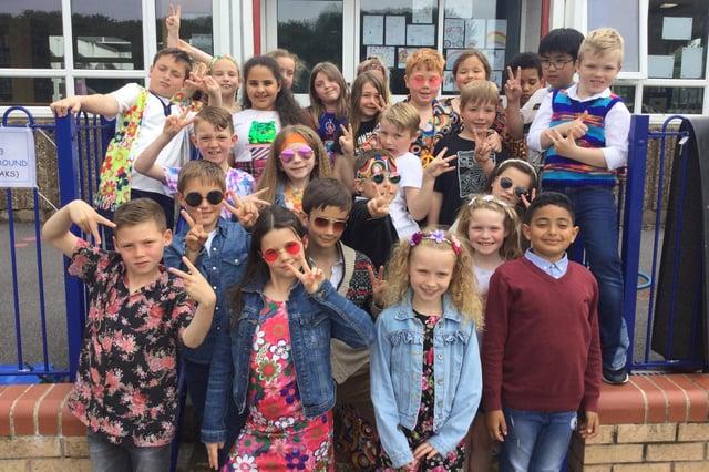 St Peter's Catholic Primary School celebrates its golden anniversary