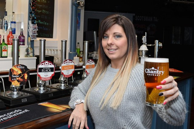 Many pubs re-open on Monday