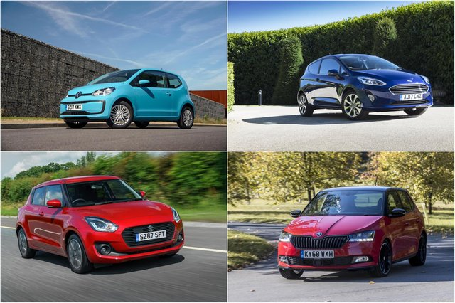 Best used cars for new drivers