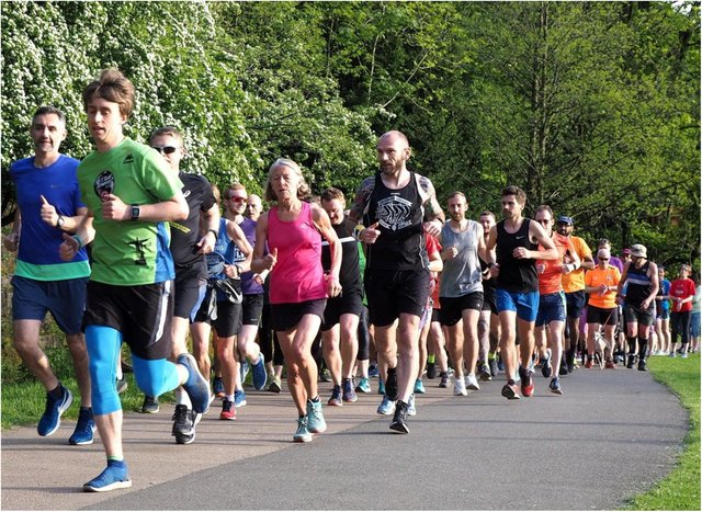 Parkrun is returning to Doncaster.