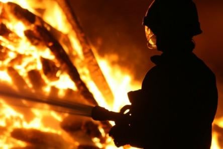 There were a number of arson attacks in the last few days