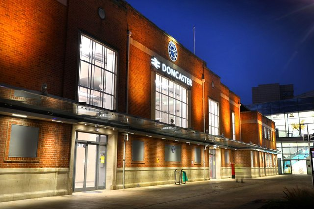 There will be further improvements to Doncaster Station as part of the City Region stimulus package