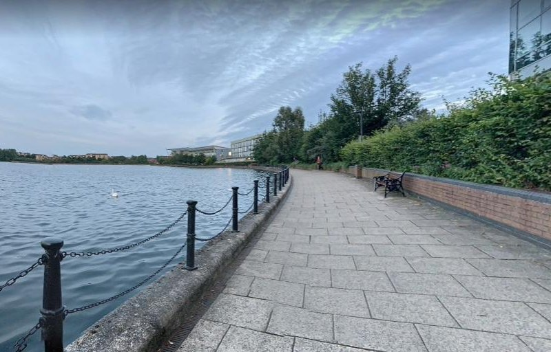 You can enjoy another popular walk around Lakeside.