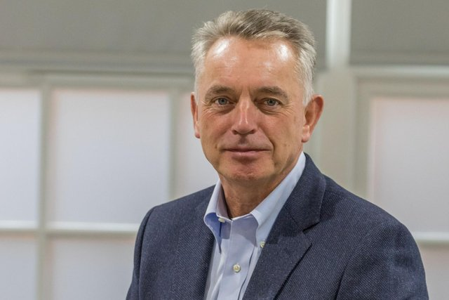 Gordon Sutherland, CEO of Tunstall Group