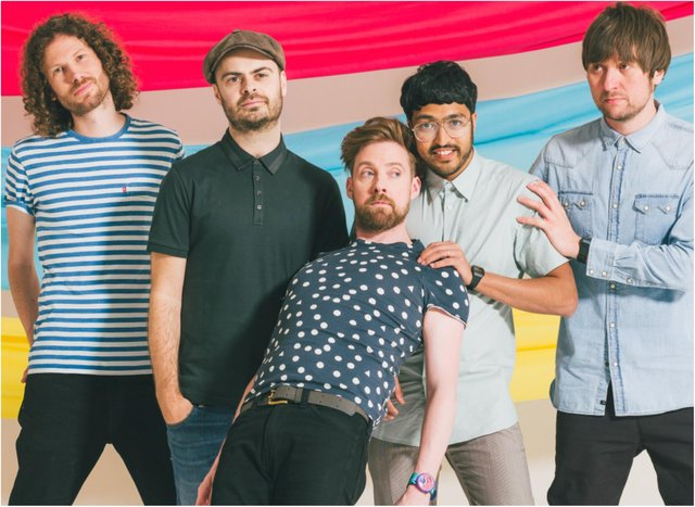 The Kaiser Chiefs are coming to Doncaster next year.