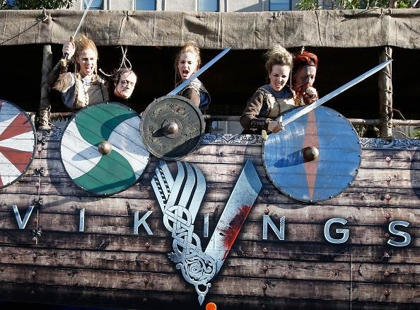 Vikings has been enjoyed since 2013 and you can watch all episodes on Amazon Prime.