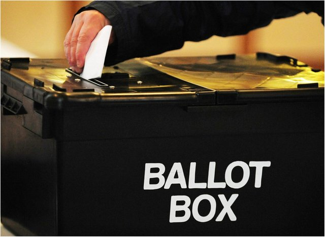Doncaster goes to the polls today.