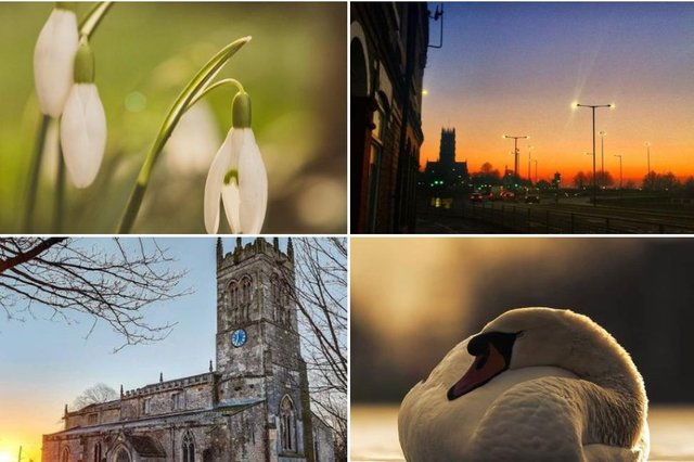 10 lovely photos taken by Doncaster people.