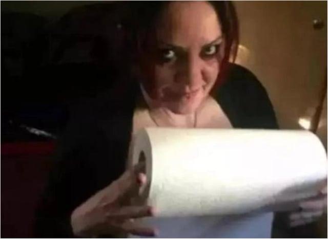 Sex worker Kirie.