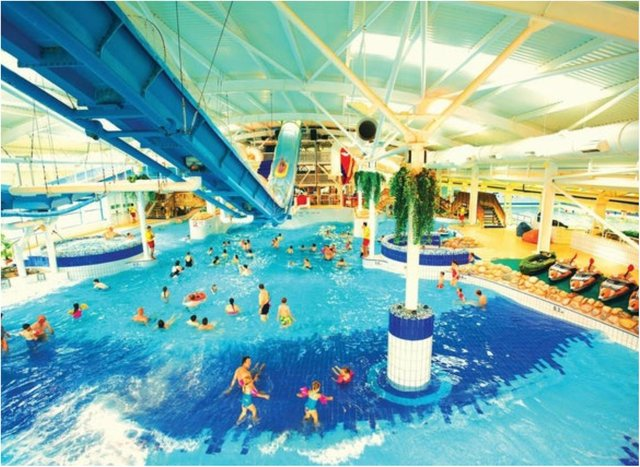 Butlin's has closed all its resorts.