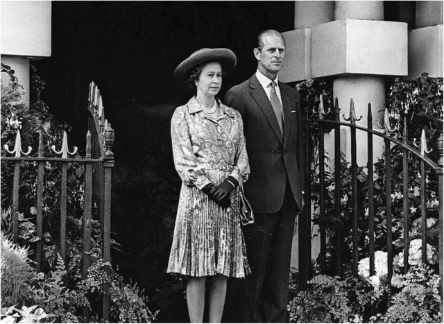 Prince Philip and The Queen made a number of visits to Doncaster.