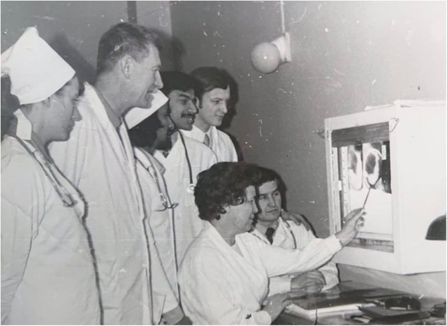 Dr Hari Kumar studied in 1970s Moscow.
