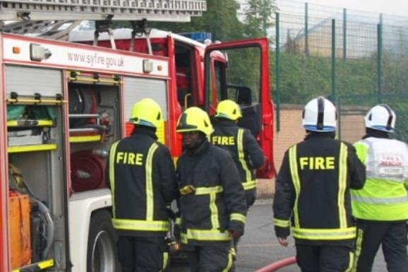 Firefighters attended three incidents overnight