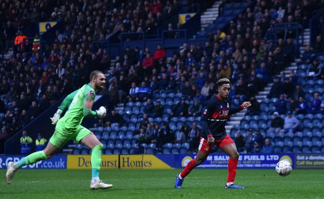 Mallik Wilks proved to be a major success during his loan spell with Rovers