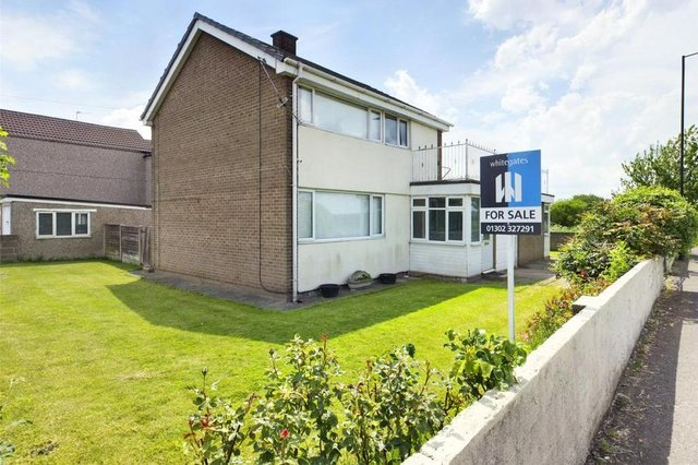 The Haven, Adwick Lane, Toll Bar for sale with Whitegates - Guide price £160,000