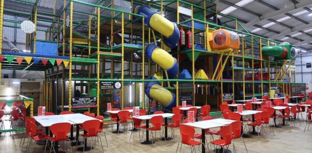 Astrabound soft play centre, Doncaster