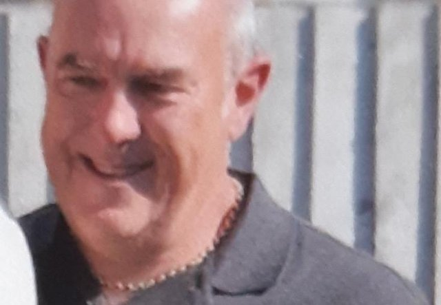 Roy Burton has gone missing