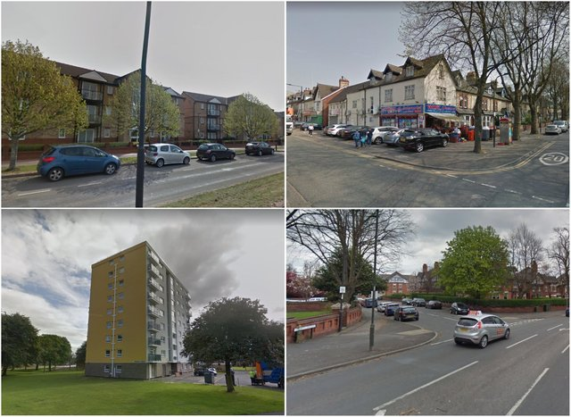 These are the median house prices in Doncaster.