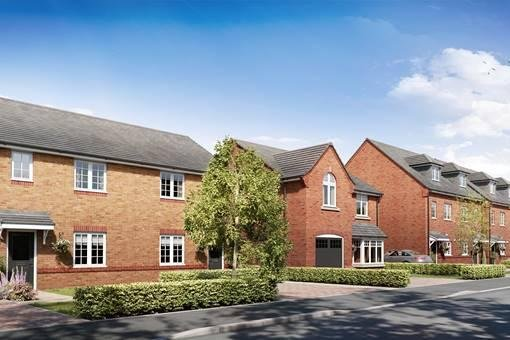 The 89 new houses will be a mixture of two, three, four and five bedroom homes