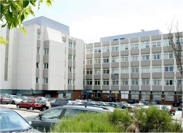 Doncaster Women's Hospital.