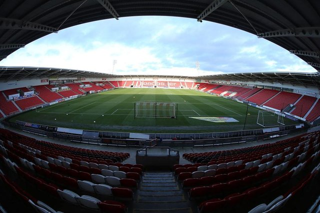 Keepmoat Stadium. Photo by Pete Norton/Getty Images