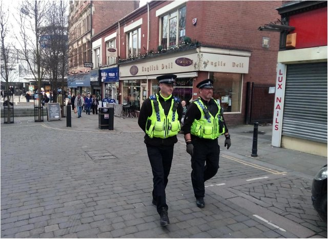 Extra police patrols will be on duty in Doncaster next week.