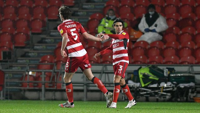 Reece James and Joe Wright are both out of contract in the summer. Picture: Andrew Roe/AHPIX