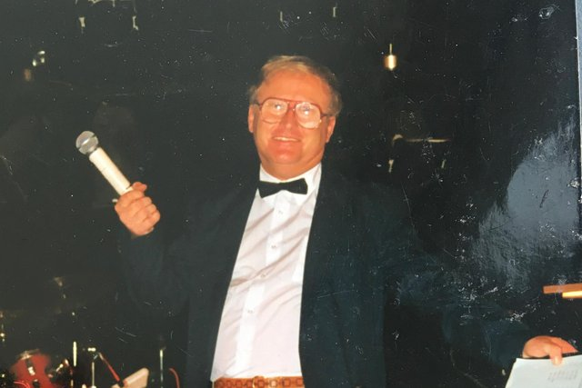 Peter Bennett, 70 from Cantley.