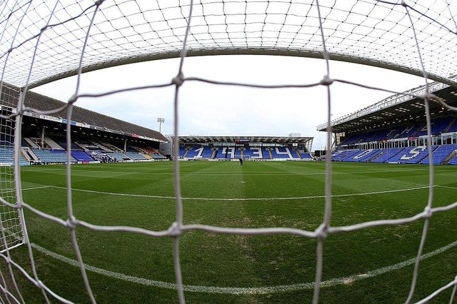 London Road, home of Peterborough United. Photo: Ben Hoskins/Getty Images