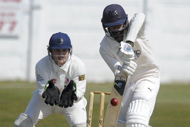 Bilal Anjam played a crucial role in Doncaster Town's win over Hallam.