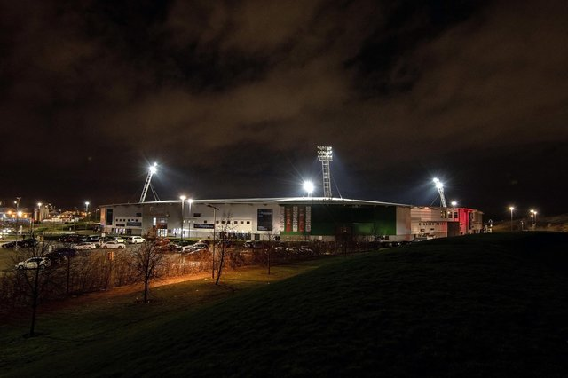 Keepmoat Stadium