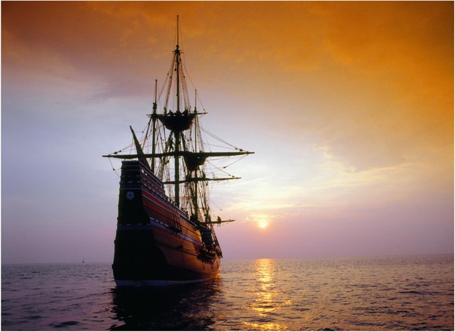 The event will celebrate the 400th anniversary of the Mayflower voyage.