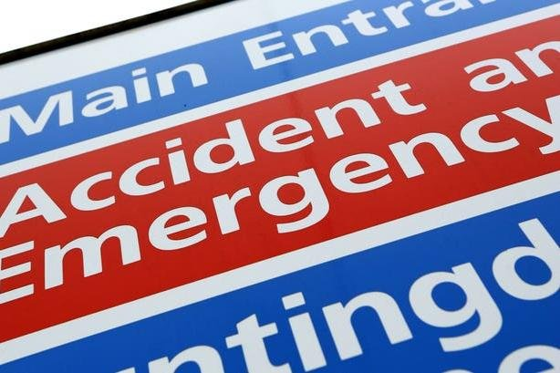 NHS England figures show 16,819 patients visited A&E at Doncaster in May