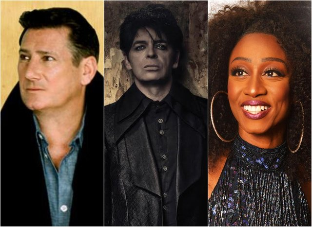 Tony Hadley, Gary Numan and Beverley Knight are among the acts signed up.