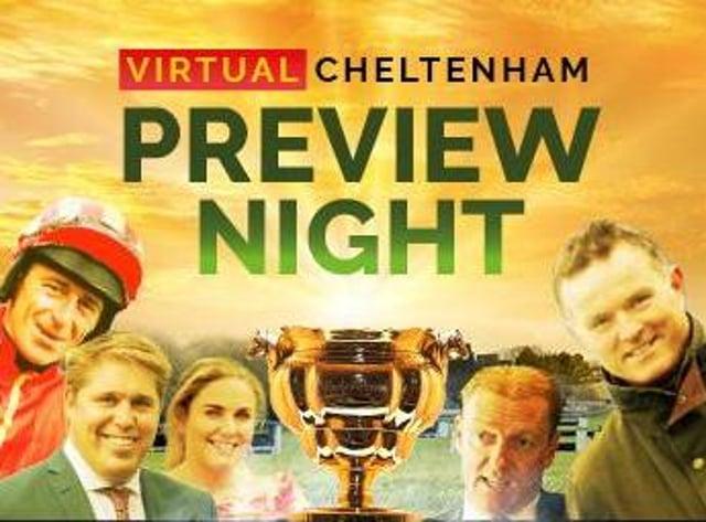 Virtual Cheltenham Preview Night