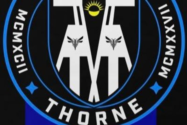 Club Thorne Colliery's new badge