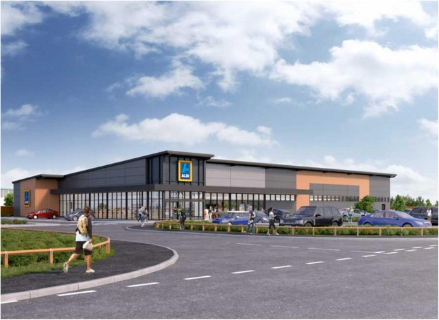 Aldi will open its new Doncaster store later this month.