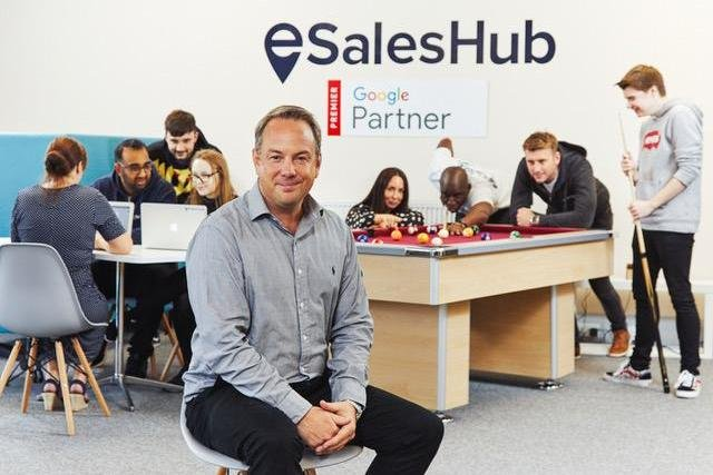 eSalesHub has secured a £1.65m funding round